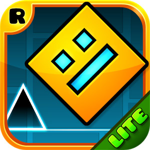 Скачать игру Geometry Dash Lite на компьютер